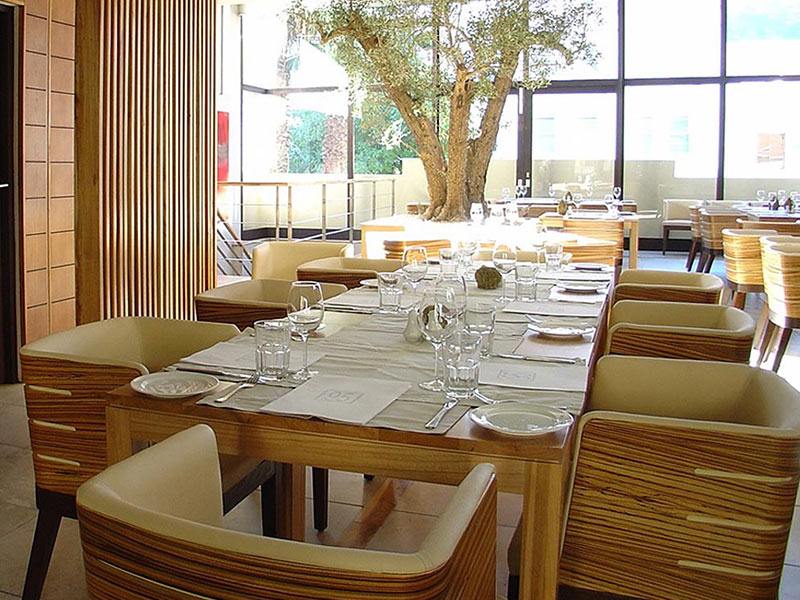 95 Keerom Restaurant