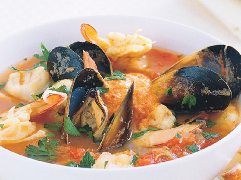 Bouillabaisse Seafood Deli