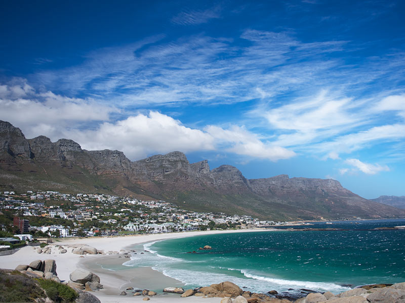 Clifton & Camps Bay