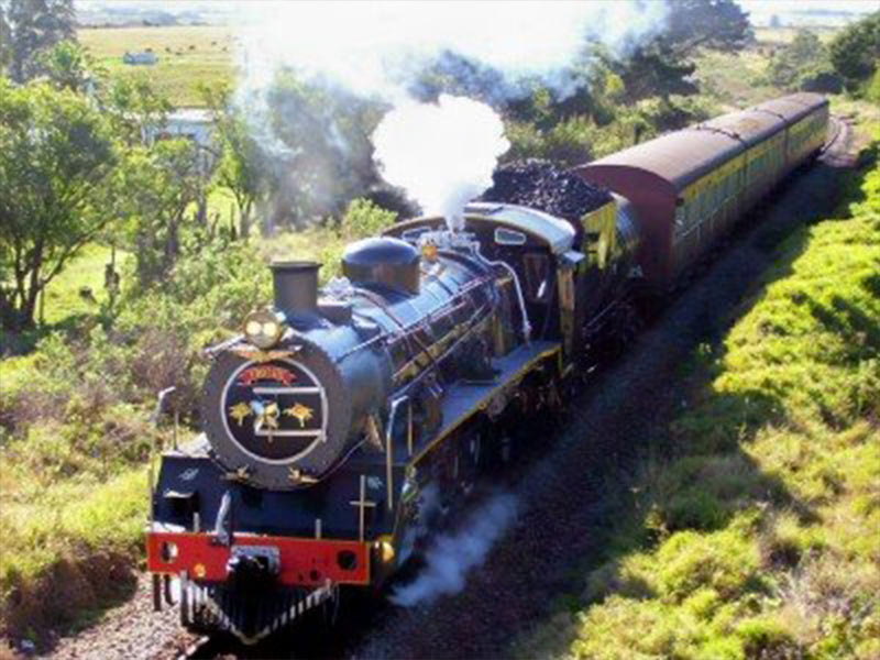 Outeniqua Choo-Tjoe Train