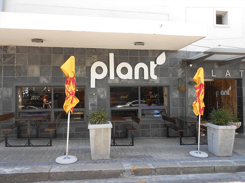 Plant Restaurant