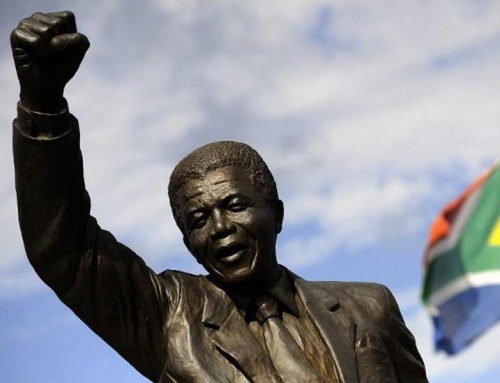 Mandela's connection with the Mother City