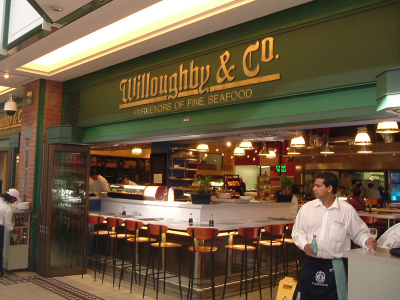 Willoughby & CO Restaurant