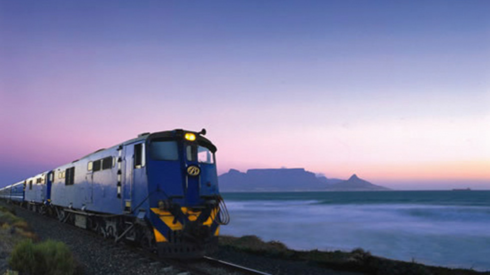 Blue Train Tours In South Africa