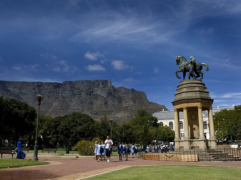 Cape Town City Tour (sunset)