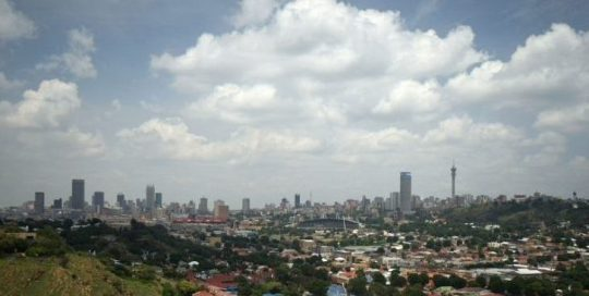 Johannesburg city tour