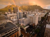 Table Mountain Cape Town Sunset