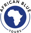 South African Tours and Safaris – African Blue Tours Logo